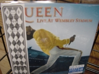 """Queen, Live At Wembley '86"" - Product Image"