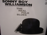 """Sonny Boy Williamson, The Real Folk Blues"" - Product Image"