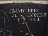 """Jimmy Reed, At Carnegie Hall (2 LPs) - 45 speed 180 Gram"" - Product Image"