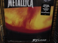 """Metallica, Reload"" - Product Image"