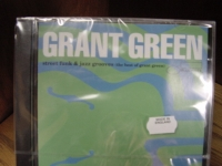 """Grant Green, Street Funk & Jazz Grooves (the best of Grant Green)"" - Product Image"