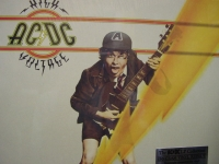 """AC DC, High Voltage 180 Gram First Edition - CURRENTLY SOLD OUT"" - Product Image"