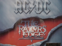 """AC DC, The Razors Edge - 180 Gram First Edition"" - Product Image"