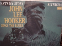 """John Lee Hooker, That's My Story #138 - 180 Gram Vinyl/45 Speed"" - Product Image"