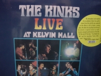 """The Kinks, Live At Kelvin Hall"" - Product Image"
