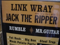 """Link Wray  And His Ray Men, Jack The Ripper"" - Product Image"