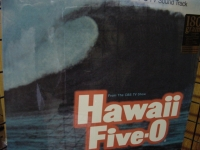 """Hawaii Five-O, Music From the TV Sound Track"" - Product Image"