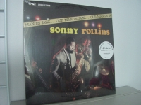 """Sonny Rollins, Our Man In Jazz - LAST COPY"" - Product Image"