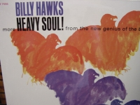 """Billy Hawks, More Heavy Soul!"" - Product Image"