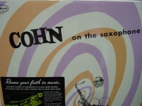 """Al Cohn, Cohn on the Saxophone"" - Product Image"