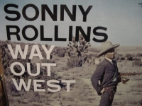 """Sonny Rollins, Way Out West"" - Product Image"