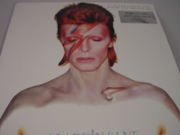 """""""David Bowie, Aladdin Sane - Silver Sticker - 180 gram by Simply Vinyl - CURRENTLY SOLD OUT"""" - Product Image"""