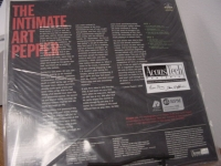 """Art Pepper, The Intimate Art Pepper (2 LPs )#64"" - Product Image"
