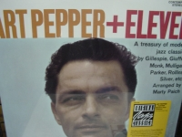 """Art Pepper, Art Pepper + Eleven"" - Product Image"