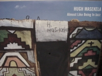 """Hugh Masekela, Almost Like Being In Jazz (2 LPs)"" - Product Image"
