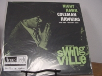 """Coleman Hawkins, Night Hawk with Eddie ""Lockjaw"" Davis"" - Product Image"