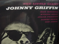 """Johnny Griffin, The Little Giant"" - Product Image"