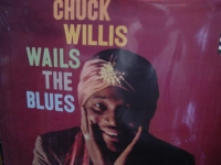 """Chuck Willis, Wails The Blues"" - Product Image"