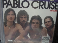 """Pablo Cruise, Lifeline with small cutout"" - Product Image"