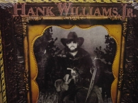 """Hank Williams Jr., Lone Wolf"" - Product Image"