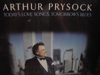 """Arthur Prysock, Today's Love Songs, Tomorrow's Blues"" - Product Image"