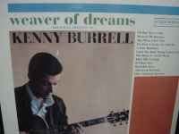 """""""Kenny Burrell, Weaver Of Dreams"""" - Product Image"""