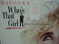 """Madonna, Who's That Girl"" - Product Image"