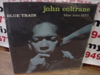 """John Coltrane, Blue Train  - First Edition 180 Gram"" - Product Image"