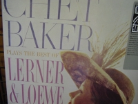 """Chet Baker Plays The Best of Lerner & Loewe"" - Product Image"