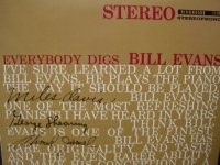 """Bill Evans Trio, Everybody Digs"" - Product Image"