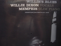"""Willie Dixon and Memphis Slim, Willie's Blues"" - Product Image"