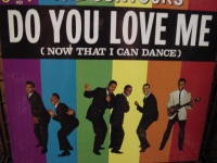 """Contours, Do You Love Me (Now That I Can Dance)"" - Product Image"