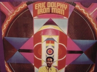 """Eric Dolphy, Iron Man"" - Product Image"