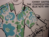 """""""Johnny Griffin, The Congregation"""" - Product Image"""