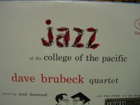 """Dave Brubeck Quartet, Jazz at College Of The Pacific"" - Product Image"