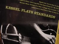 """Barney Kessel, Kessel Plays Standards"" - Product Image"