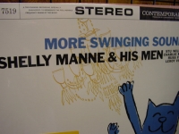 """Shelly Manne & His Men, More Swingin' Sounds"" - Product Image"