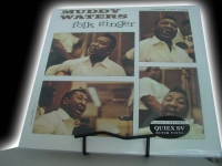 """Muddy Waters, Folk Singer - 200 Gram"" - Product Image"