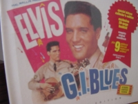 """Elvis Presley, G.I. Blues CD"" - Product Image"