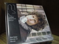 """Bob Dylan, Blonde On Blonde LImited Millenium Edition"" - Product Image"