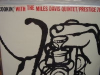 """Miles Davis, Cookin' With Miles Davis"" - Product Image"