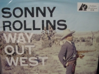 """Sonny Rollins, Way Out West - 180 Gram"" - Product Image"