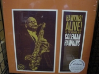 """Coleman Hawkins, Alive At Village Gate"" - Product Image"