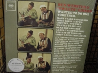 """""""Ben Webster & Sweets Edison, Wanted To Do One Together 45 Speed 180 Gram - 4 LP Set"""" - Product Image"""