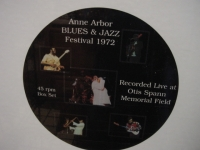"""Anne Arbor Blues & Jazz Festival 1972 - Last Copy"" - Product Image"