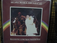 """Anne Arbor Blues & Jazz Festival 1972 - Double LP- CURRENTLY OUT OF STOCK"" - Product Image"