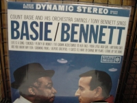 "Count Basie Swings, Tony Bennett Sings"" - Product Image"