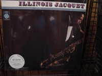 """Illinois Jacquet Field, ST - 4 LP Set in 45 Speed/180 Gram"" - Product Image"