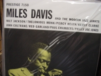 """Miles Davis, The Modern Jazz Giants #140"" - Product Image"
