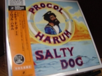 """Procol Harum, Salty Dog  - OBI LP Replica in a  CD (with OBI Sash)"" - Product Image"
